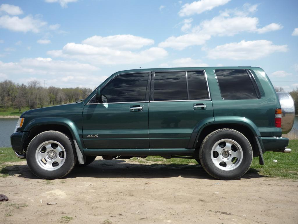 1999 Acura SLX Related Infomation,specifications