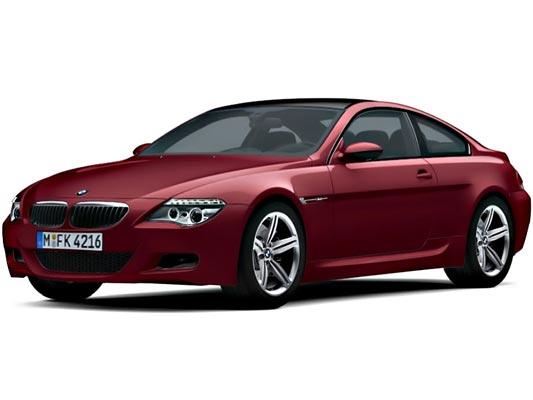 Технические характеристики BMW M6 / БМВ М6
