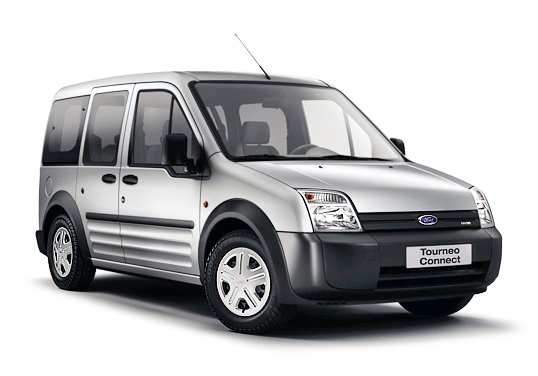 Ford tourneo фото 8