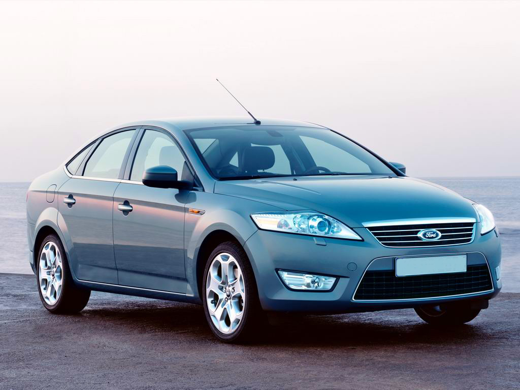 Форд мондео седан фото