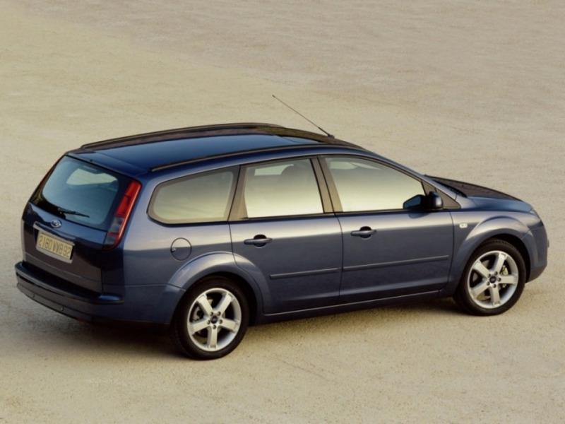 Технические характеристики ford focus wagon