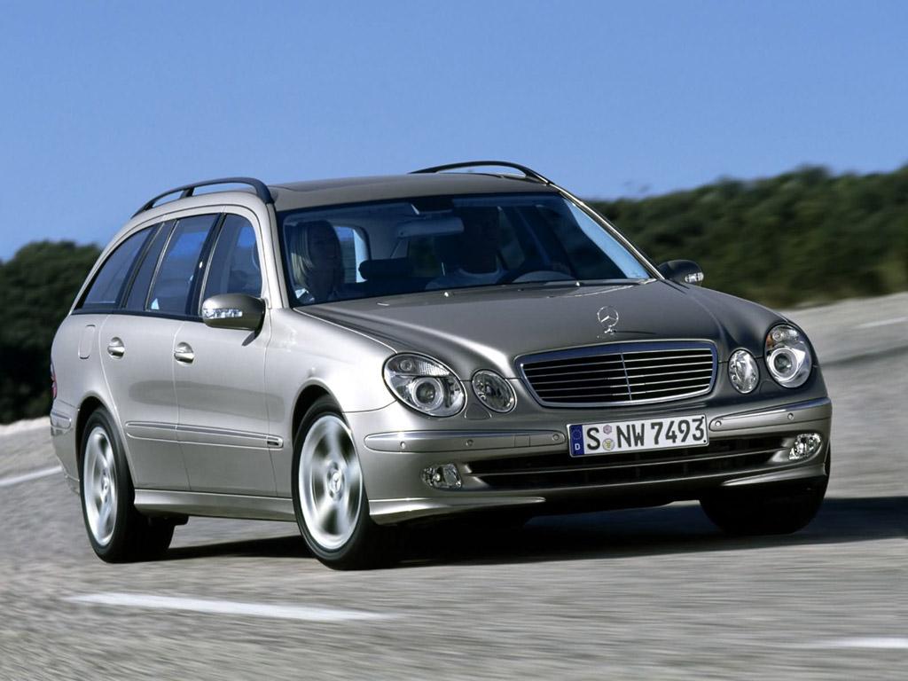 Фото мерседес е-класса 211 кузов Немецкие автомобили