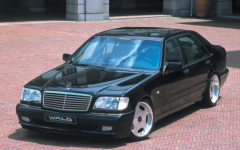 Mercedes S — class W140 / Мерседес S