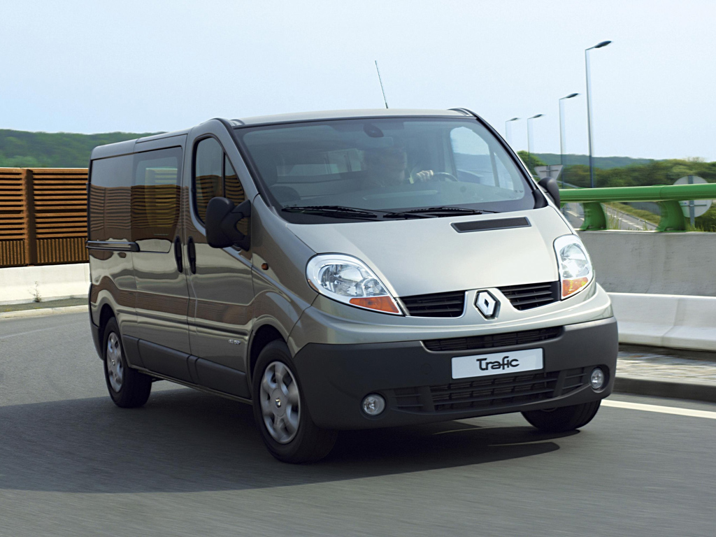 Renault trafic фото 6