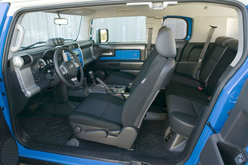 2010 Toyota Fj Cruiser Interior. fjcruiser