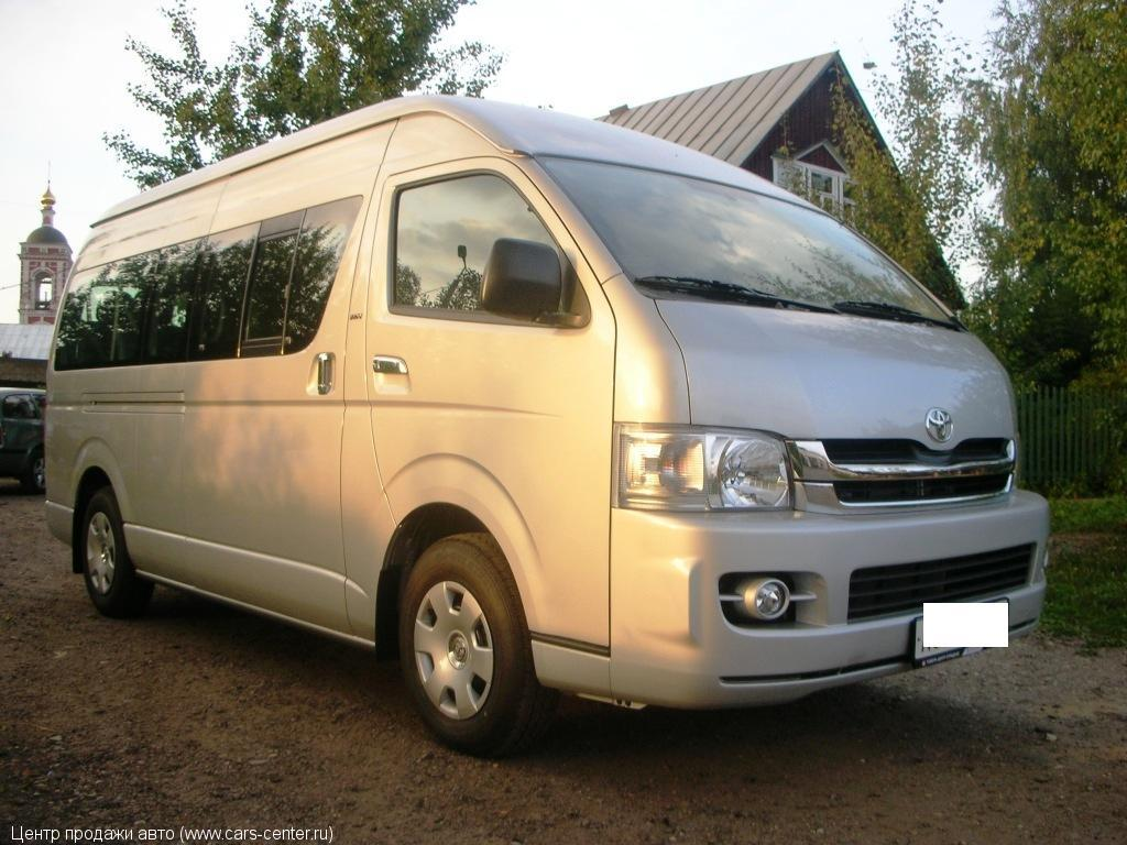 Toyota MasterAce / Тойота Мастер…